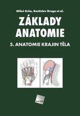 Základy anatomie 5: Anatomie krajin těla
