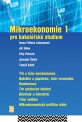 Mikroekonomie 1 – pro bakalářské studium