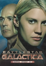 Battlestar Galactica 14 (2. sezóna, epizody 13–14)
