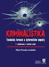 Kriminalistika (2.aktualizované a rozšířené vydání)
