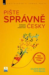 Pište správně česky – poradna šílených korektorů (nové, rozšířené vydání)