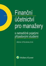 Finanční účetnictví pro manažery snetradičně