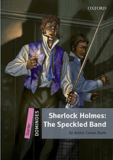 Dominoes Second Edition Level Starter - Sherlock Holmes:The Adventure of the Speckled Band with Mp3