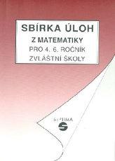 Sbírka úloh z matematiky pro 4. - 6. ročník zvláštní školy