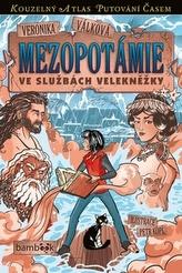 Mezopotámie - Ve službách velekněžky