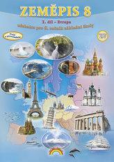 Zeměpis 8, 1. díl - Evropa, Čtení s porozuměním