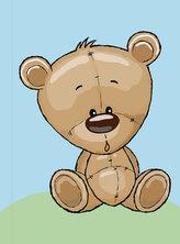 Bloček: Medvídek