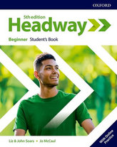 New Headway Fifth edition Beginner:Student´s Book+Online practice