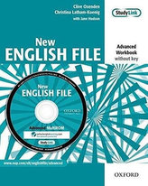 New English File Advanced Workbook Without Key + MultiRom Pack
