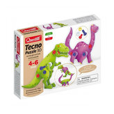 Tecno Puzzle 3D dinosauři