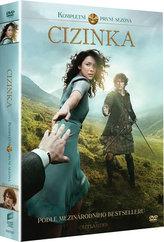 Cizinka 1. série (6 DVD)