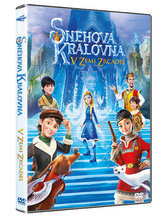 Sněhová královna: V zemi zrcadel DVD