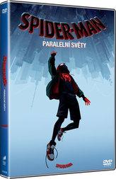 Spider-man: Paralelní světy - DVD