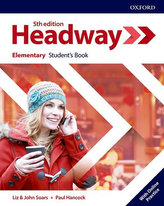 New Headway Fifth edition Elementary:Student´s Book+Online practice
