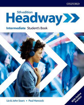 New Headway Fifth edition Intermediate:Student´s Book+Online practice
