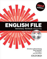 English File 3rd edition Elementary Workbook without key (without CD-ROM)