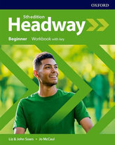 New Headway Fifth edition Beginner:Workbook with answer key