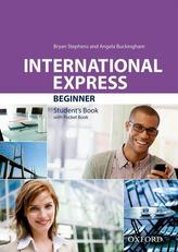 International Express Beginner Student´s book Pack (without DVD-ROM)