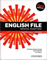 English File Third Edition Elementary Student's Book (czech Edition)