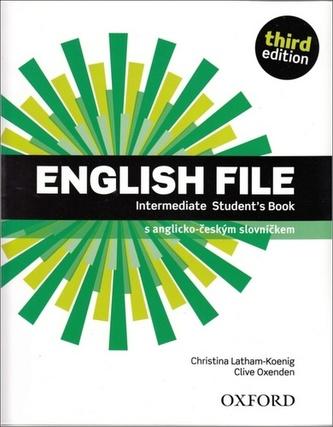 NEW ENGLISH FILE INTERMEDIATE STUDENT'S BOOK + WORKBOOK - Náhled učebnice