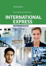 International Express third edition Intermediate Student´s book Pack (without DVD-ROM)