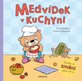 Medvídek v kuchyni