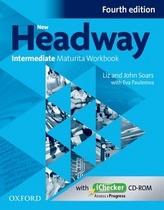 New Headway 4th edition Intermediate Maturita Workbook (česká edice)