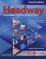 New Headway 4th edition Intermediate Maturita Student´s book (česká edice)