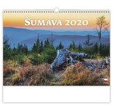 Kalendář nástěnný 2020 - Šumava