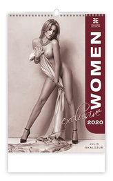 Kalendář nástěnný 2020 - Women Exclusive