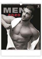 Kalendář nástěnný 2020 - Men