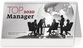 Kalendář stolní 2020 - Top Manager