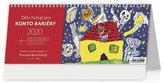 Kalendář stolní 2020 - Děti malují pro Konto Bariéry