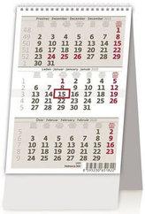 Kalendář stolní 2020 - Mini tříměsíční kalendář/Mini trojmesačný kalendár