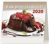 Kalendář stolní 2020 - MiniMax Rok plný sladkostí