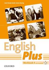 English Plus 4 Workbook + MultiRom Pack (International Edition)