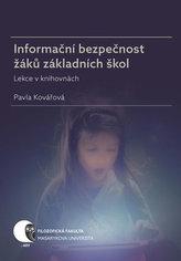 Informační bezpečnost žáků základních škol - Lekce v knihovnách
