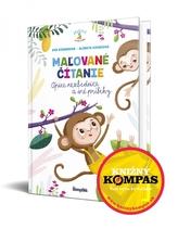 Maľované čítanie - Opice nezbednice a iné príbehy