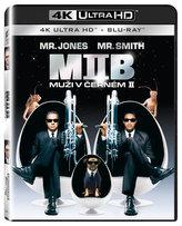Muži v černém 2 4K Ultra HD + Blu-ray