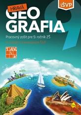 Hravá geografia 9 PZ ( 3.vyd.)