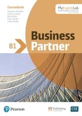 Business Partner B1 Coursebook w/MEL
