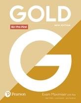 Gold B1+ Pre-First New Maximiser w/key