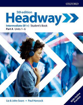 New Headway Fifth edition Intermediate:Multipack A + Online practice