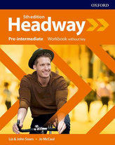 New Headway Fifth edition Pre-intermediate:Workbook without answer key
