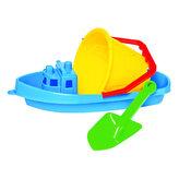 Dětský set lodička