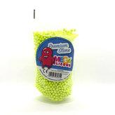 Megaslizoun polystyrenové kuličky žluté 0,2 l