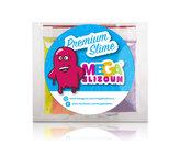 Megaslizoun sada neonových prášků - 5 barev