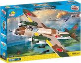 Stavebnice COBI 5533 II World War Bombardér Nakajima Ki49 Helen/530 kostek+2 figurky