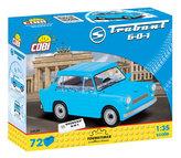 Stavebnice COBI 24539 Trabant 601/72 kostek