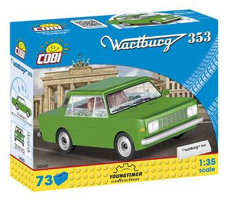 Stavebnice COBI 24542 Wartburg 353/73 kostek